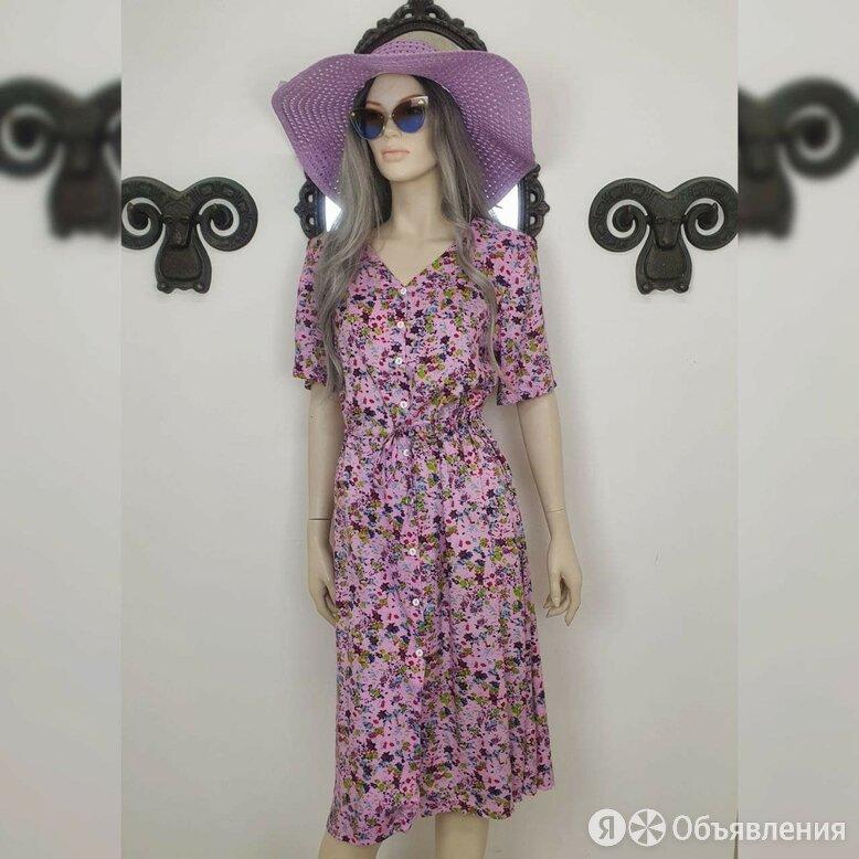 Хлопковое платье миди Barlet по цене 499₽ - Платья, фото 0