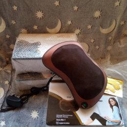 Массажные матрасы и подушки -  роликовая массажная подушка , 0