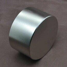 Магниты - Неодимовый магнит, 50x30 мм, 0
