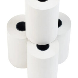 Расходные материалы - #чековая лента термобумага 57 мм, 0