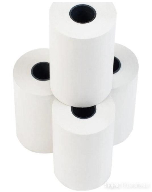 #чековая лента термобумага 57 мм по цене 25₽ - Расходные материалы, фото 0
