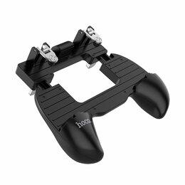 Аксессуары - Триггер Hoco GM2 Winner phone holder (black), 0