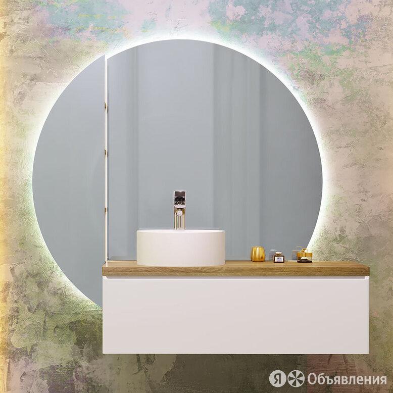 Мебель для ванной Jorno Solis 120, подвесная по цене 94710₽ - Раковины, пьедесталы, фото 0