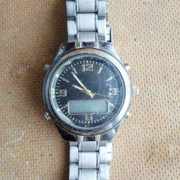 Наручные часы - Часы мужские с браслетом, 0