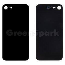 Корпусные детали - Задняя крышка для iPhone 8 (серый) (100% components), 0