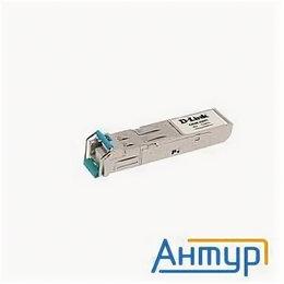 VoIP-оборудование - D-link Dem-331r/a1a Wdm Sfp-трансивер с 1 портом 1000base-bx-u (tx:1310 нм, R..., 0