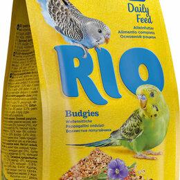 Корма - РИО корм для мелких попугаев 0,5кг, 0