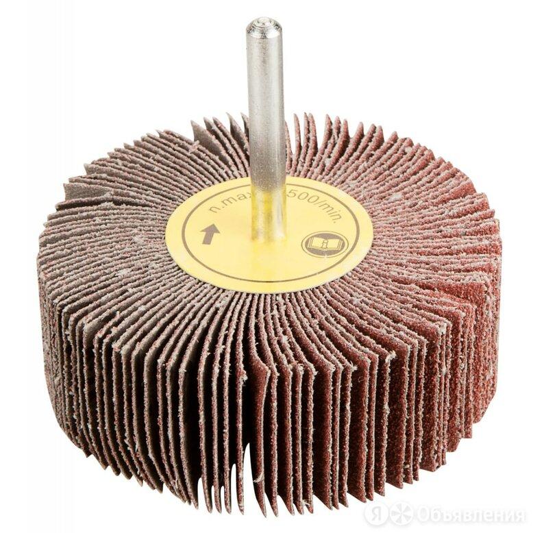 Лепестковый шлифовальный круг VERTO 63H724 по цене 833₽ - Для шлифовальных машин, фото 0