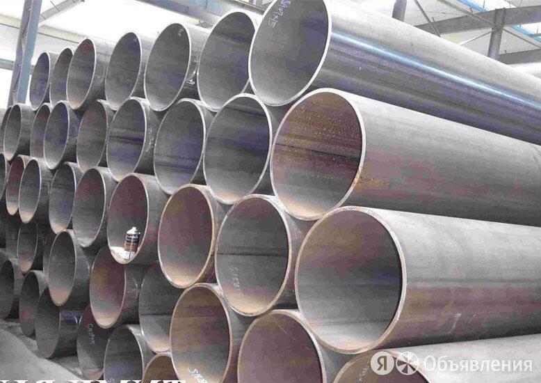 Труба бесшовная 351х9 мм ст. 09г2с ГОСТ 8732-78 по цене 51300₽ - Металлопрокат, фото 0