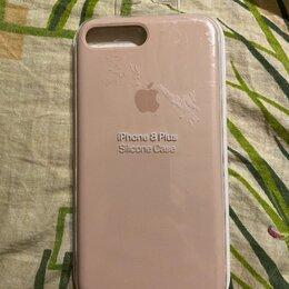 Чехлы - Чехол на IPhone 7 8 plus Оригинал , 0