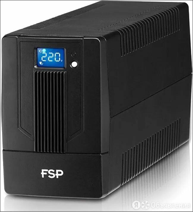 ИБП FSP IFP600 (PPF3602801) по цене 3370₽ - Источники бесперебойного питания, сетевые фильтры, фото 0