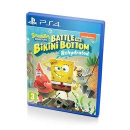Игры для приставок и ПК - Губка Боб Battle For Bikini Bottom (PS4), 0