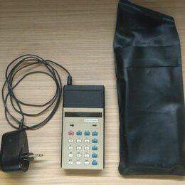 Калькуляторы - Калькулятор Электроника Б3-37 с блоком питания, 0