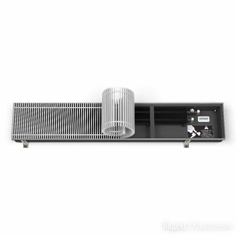 Встраиваемый в пол конвектор Varmann Ntherm N 230.90.1400 RR U EV1 по цене 25098₽ - Встраиваемые конвекторы и решетки, фото 0
