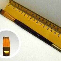 USB Flash drive - КИСТОЧКА ДЛЯ РИСОВАНИЯ №10 синт.плоск BG, 0