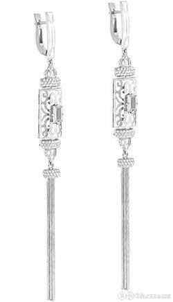 Серьги Kabarovsky 12-11314-1710 по цене 177990₽ - Серьги, фото 0