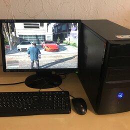 Настольные компьютеры - Компьютер для GTA V, WOT, Warface, 0