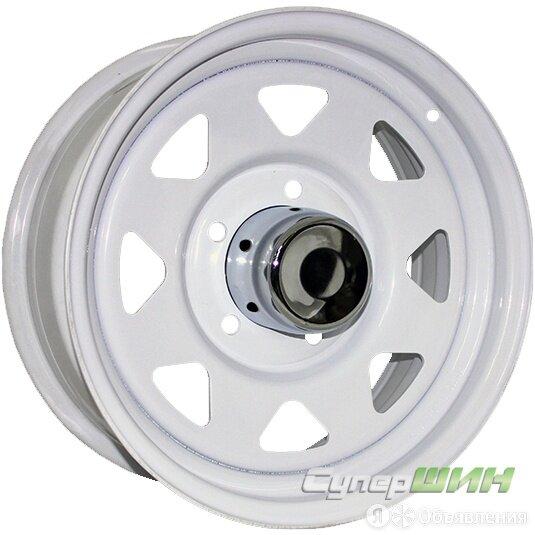 Диски Trebl Off-road 01 white 8x15 6x139.7 ET -16 Dia 108.7 по цене 3540₽ - Шины, диски и комплектующие, фото 0