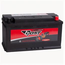 Аккумуляторы и комплектующие - Аккумулятор Bost 58543 85 Ач 700А обратная полярность, 0