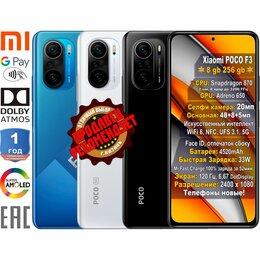 Мобильные телефоны - Xiaomi Poco F3 8/256 NFC Чек Новые Гарантия, 0