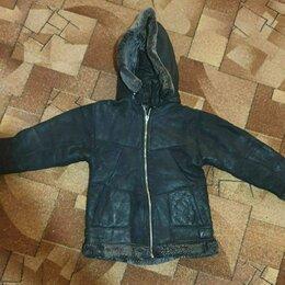 Куртки и пуховики - Дублёнка детская , 0