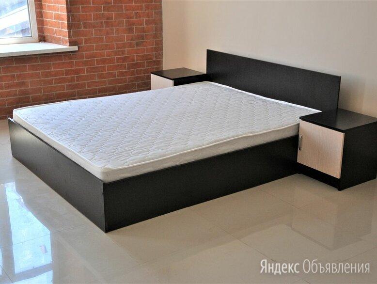 Кровать с матрасом 180х200 по цене 17000₽ - Кровати, фото 0
