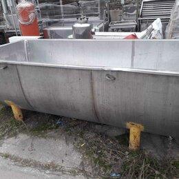 Прочее оборудование - Творожная ванна на 2500 литров, 0