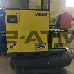 Производственно-техническое оборудование - Винтовой компрессор Comprag F, 0