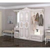Шкафы, стенки, гарнитуры -  Прихожая Роза, 0