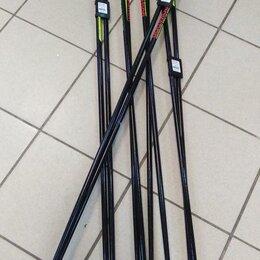 Аксессуары и комплектующие - Лыжные палки STC Active 140см, 0