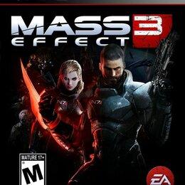 Игры для приставок и ПК - Mass Effect 3 PS3, 0