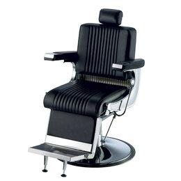 Мебель для учреждений - Мужское парикмахерское кресло A104 Karl, 0