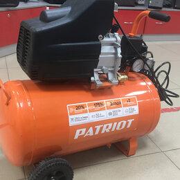 Воздушные компрессоры - Компрессор PATRIOT Euro 50-260, 0
