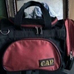 Дорожные и спортивные сумки - сумки фирменные CAP  и YAGUAR, 0