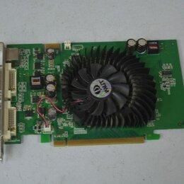 Видеокарты - Видеокарта GeForce Palit 8600GT 256мб DDR3 128bit, 0