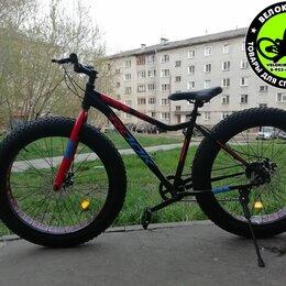 Велосипеды - Велосипед фэтбайк Rook FS260D, 0