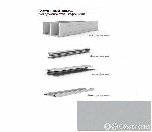 Комплект гориз профилей Серебро, 6м,п.м. по цене 1194₽ - Комплектующие, фото 0