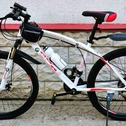 Велосипеды - Новый велосипед, дорожный велосипед на спицах , 0