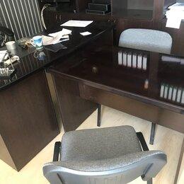 Мебель для учреждений - Стол для офиса руководителя , 0