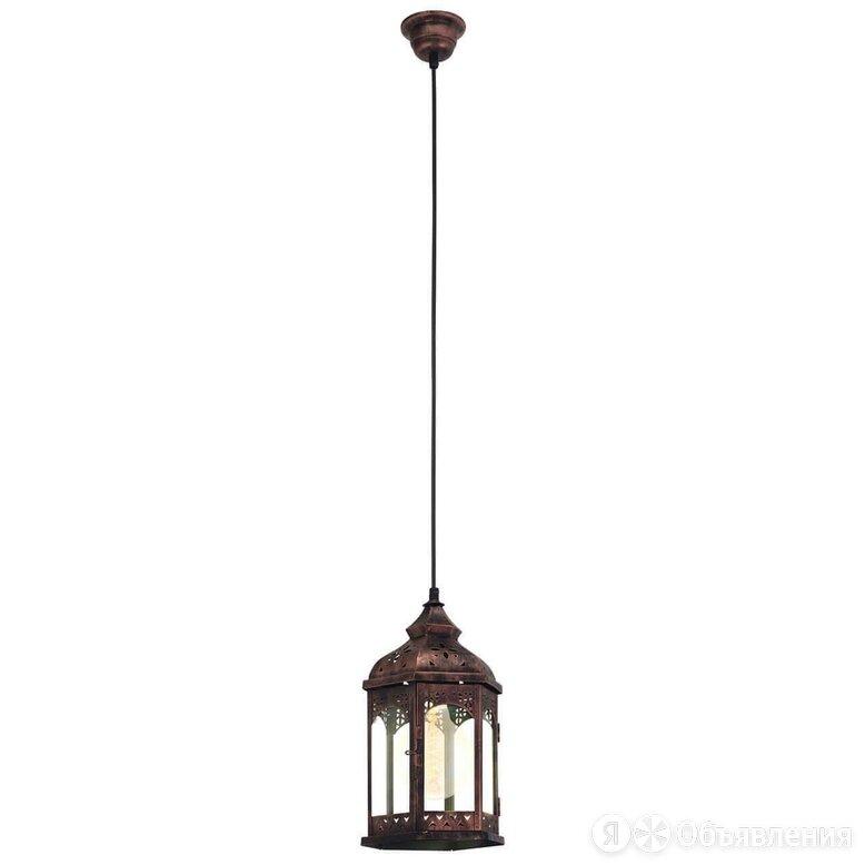 Подвесной светильник Eglo Vintage 49224 по цене 4090₽ - Люстры и потолочные светильники, фото 0