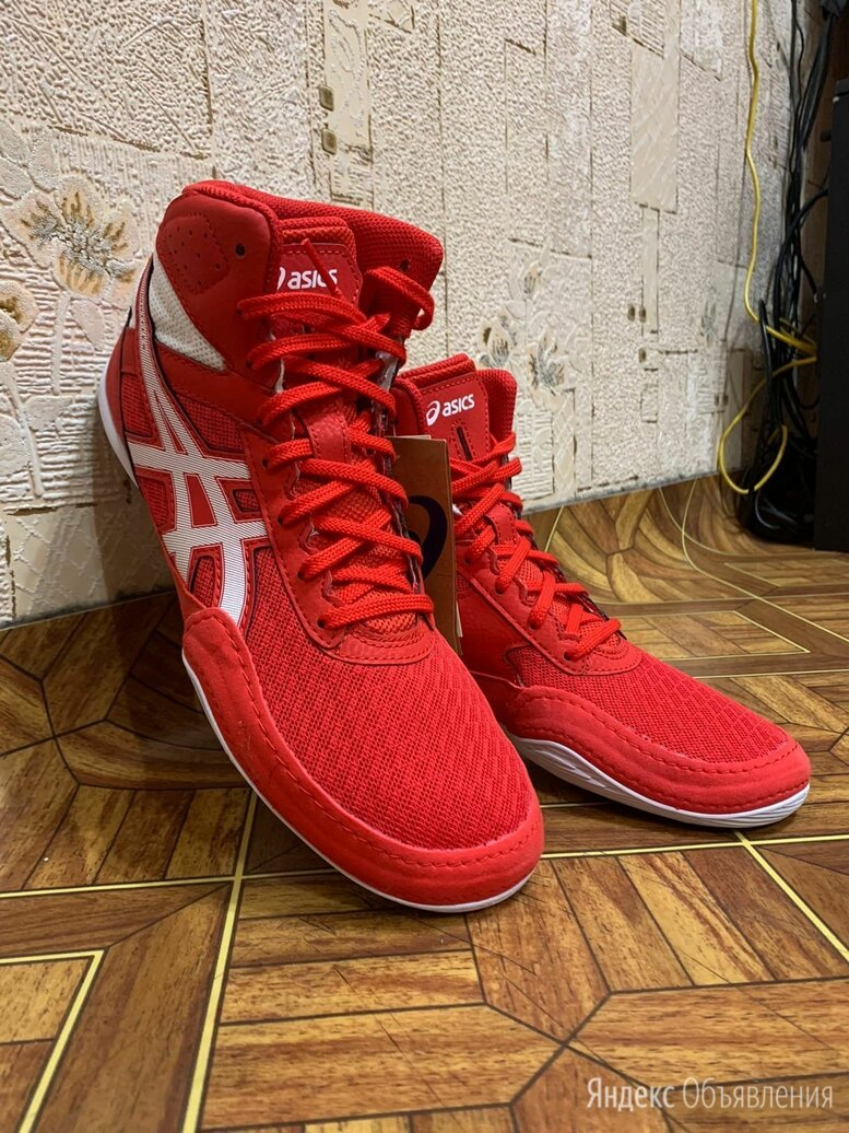 Борцовки asics 1081A021 603 matflex 6 по цене 4000₽ - Обувь для спорта, фото 0