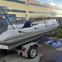 Моторные лодки и катера - Катер Raider K5 с мотором Yamaha, 0