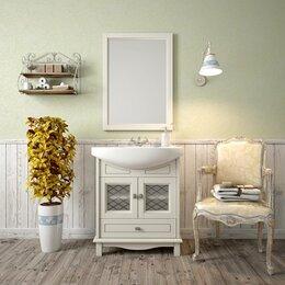 Полки, шкафчики, этажерки - OPADIRIS Комплект мебели Opadiris Омега 65 Слоновая кость, 0