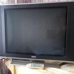 Телевизоры - Телевизор кинескопный Sanyo 29 дюймов с плоским экраном., 0