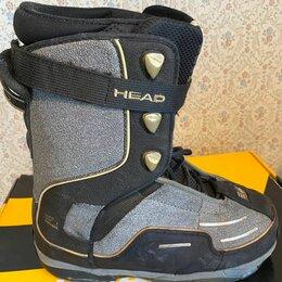 Ботинки - Cноубордические ботинки Head  900 СС gold  43 размер, 0