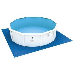 Прочие аксессуары - Подстилка для круглых бассейнов, 488 х 488 см, 58003 Bestway, 0
