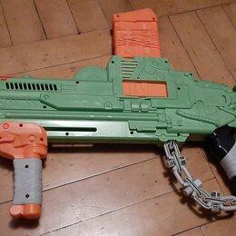 Игрушечное оружие и бластеры - Nerf / игрушка бластер нёрф зомби реврипер, 0