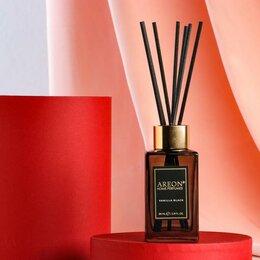 """Мыльницы, стаканы и дозаторы - Areon Ароматический диффузор для дома Areon Sticks Premium, 85 мл, """"Vanilla B..., 0"""