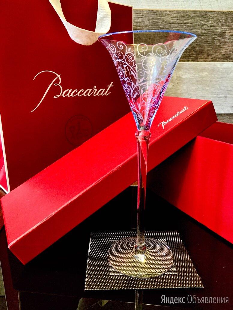 Baccarat Винный/Ликёрный бокал Rendez-Vous Aqua по цене 21000₽ - Бокалы и стаканы, фото 0