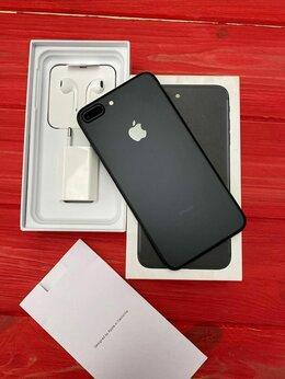 Мобильные телефоны - iPhone 7 Plus 32Gb Black matte, 0